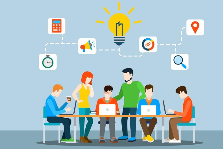 Website Development for Startup in Gurgaon Delhi