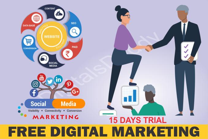 Digital marketing for Indian Startup