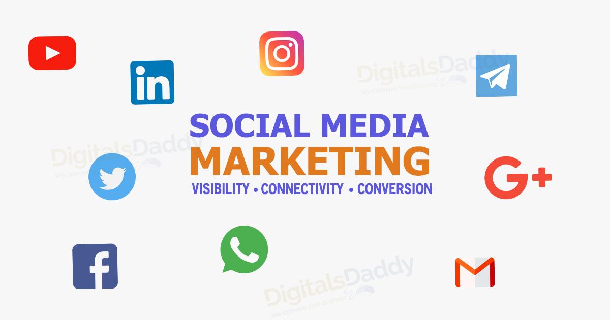 BEST SOCIAL MEDIA MARKETING AGENCY 2021 IN GURGAON, DELHI, INDIA
